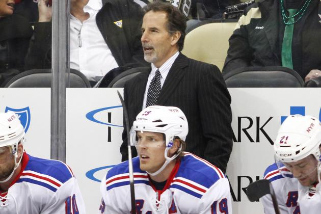 Tortorella: Rangers-Islanders Is Not a Rivalry