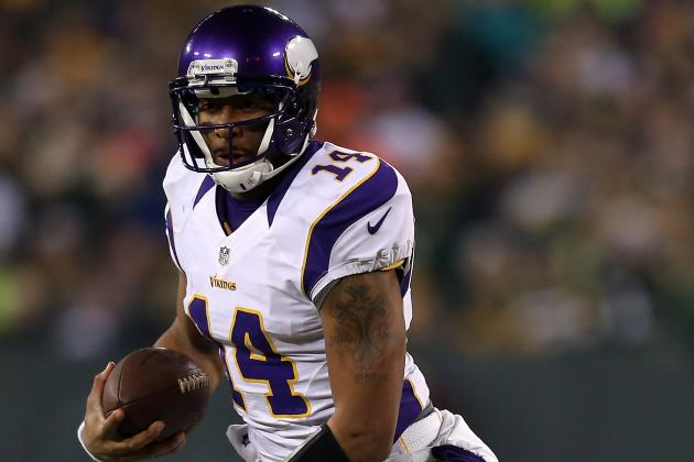Vikings Could Move Former UAB Star Joe Webb to Receiver
