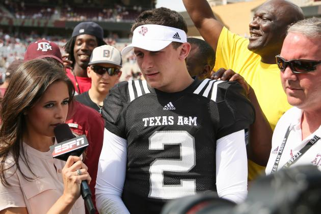 Johnny Manziel Will Be True to Himself