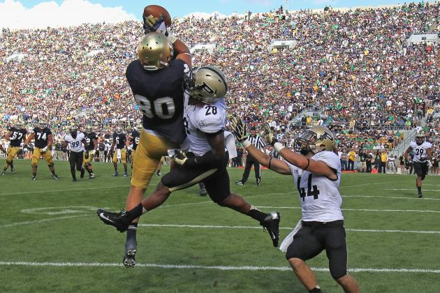 Tyler Eifert Scouting Report: NFL Outlook for Notre Dame TE