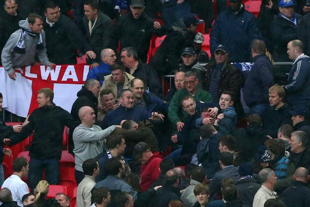 Millwall FA Cup Semi-Final:  Reasons Why Fan Violence Happens Less in the USA