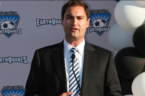Club President Dave Kaval Issues Statement