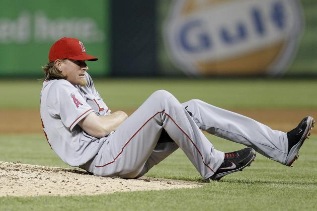 Jose Reyes, Zack Greinke, Jered Weaver Injuries Show Never to Crown Paper Champs