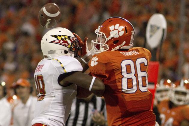 Clemson TE Cooper, QB Kelly Have Torn ACLs
