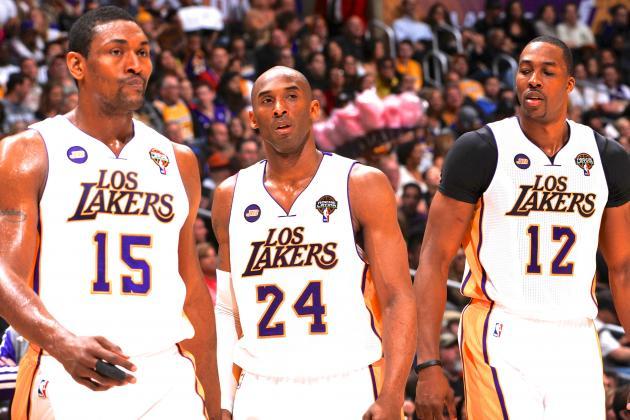 Breaking Down LA Lakers Season-Defining Statistics