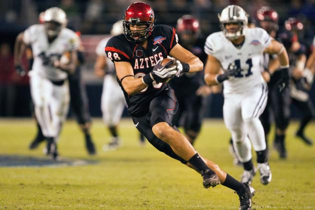 Gavin Escobar Scouting Report: NFL Outlook for San Diego State TE