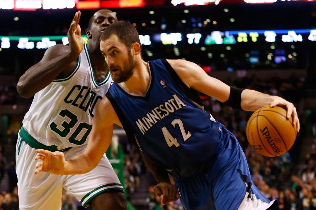 How Concerned Should Minnesota Timberwolves Be With Kevin Love's Latest Surgery?