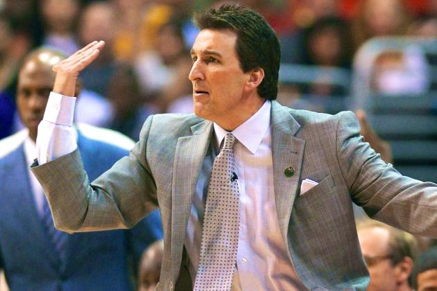Los Angeles Clippers' Success Won't Keep Vinny Del Negro from the Hot Seat