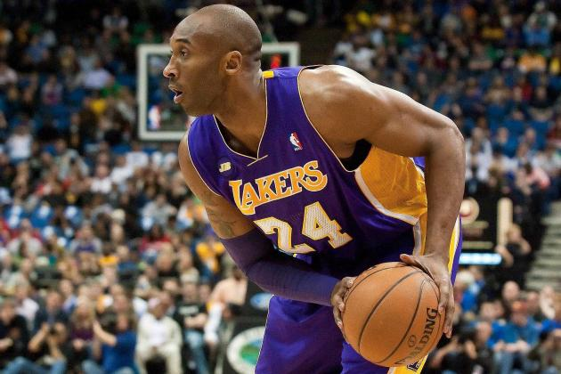 Kobe Named Western Conference Player of Week