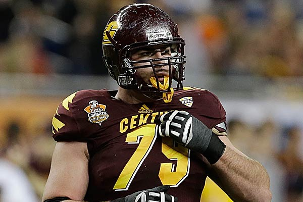 Eric Fisher Scouting Report: NFL Outlook for Central Michigan OT