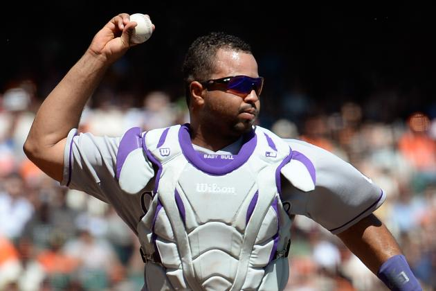 Catchers Rosario and Torrealba Keys to Rockies' Success