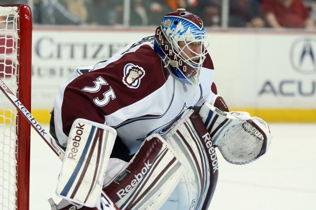 Giguere Doesn't Regret Blasting Avs Teammates