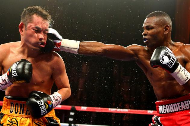 How Will Nonito Donaire Recover from Ugly Loss to Guillermo Rigondeaux?