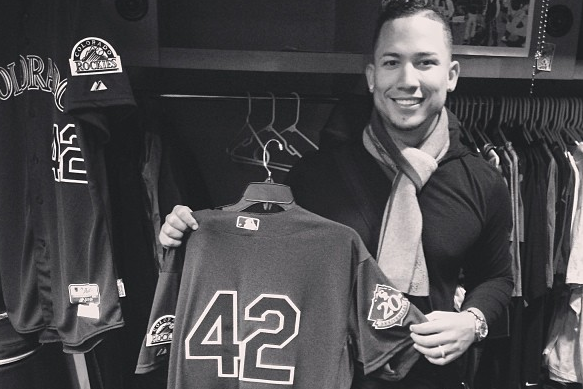 Instagram: CarGo Thanks Jackie Robinson