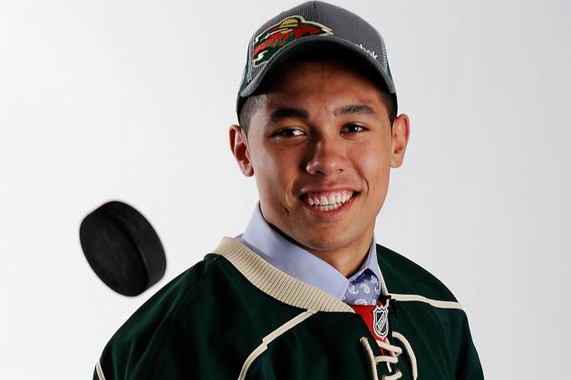 Wild Assigns Dumba to Houston