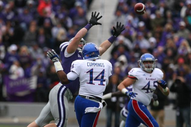 KU Tight End Nick Sizemore Suspended for Three Games by Weis