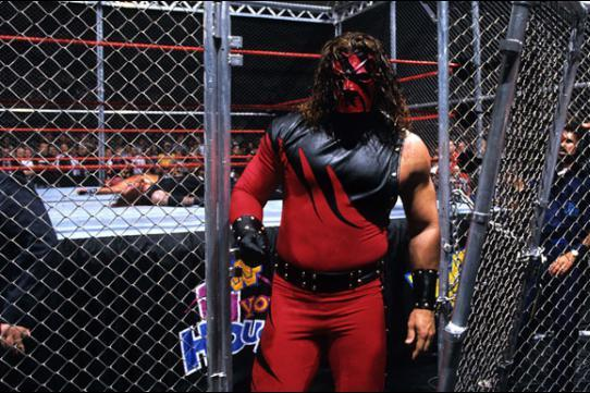 Kane Should Return to His Demonic Heel Roots This Year