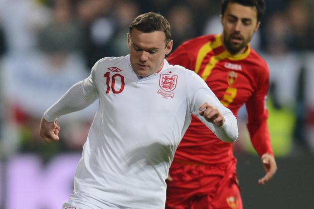 Rooney Chasing New United Deal as Striker Says He Does Not Want to Leave