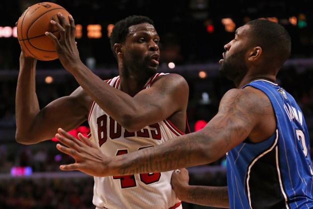 NBA Gamecast: Bulls vs. Magic