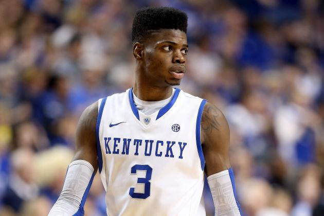 Nerlens Noel: Expect Kentucky Center to Be Top Pick in 2013 NBA Draft
