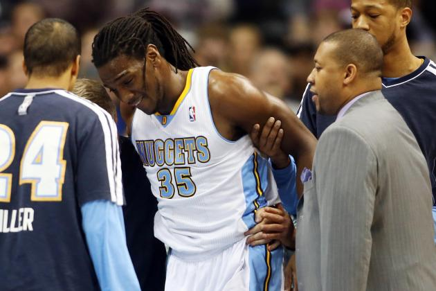 Kenneth Faried Injury: Denver Nuggets Need Healthy Forward for Postseason Run