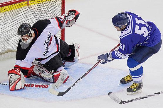 NHL Global Hockey Legends Raise $50,000 for Hurricane Sandy Relief