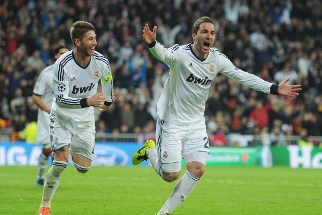 Why Gonzalo Higuain Would Be the Perfect Foil for Lionel Messi at Barcelona
