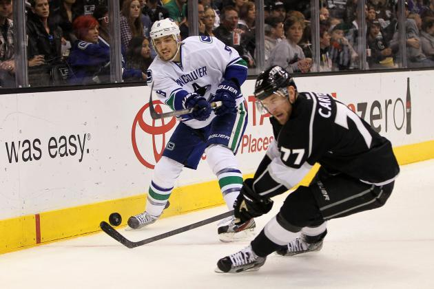 NHL Playoffs 2013: First-Round Matchups We'd Love to See