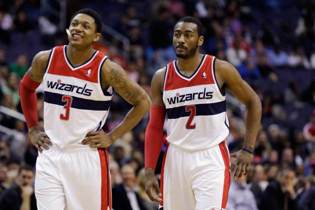 What Washington Wizards Learned About John Wall and Bradley Beal Backcourt