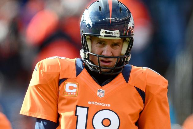 Peyton Manning Wants an 'Uncomfortable Atmosphere'
