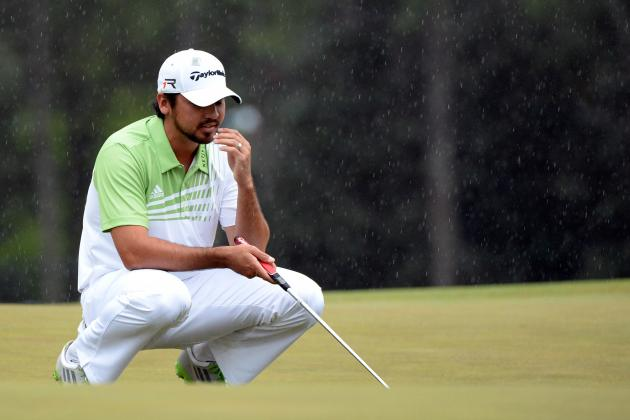Masters 2013: How Top Finishers Fared on Augusta's Most Challenging Holes