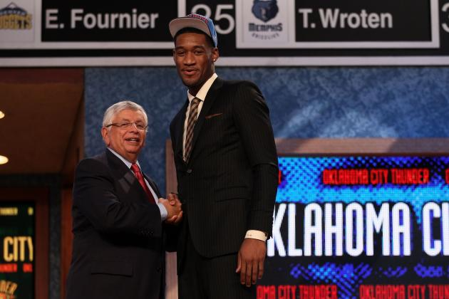 NBA Draft 2013: Oklahoma City Thunder Potential Lineups After the Draft