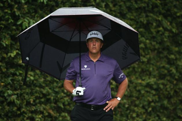 Phil Mickelson's Poor 2013 Masters Performance Won't Be Repeated Next Year