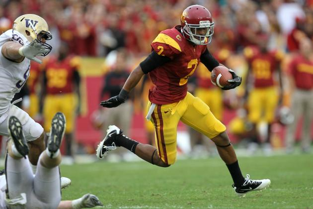 Robert Woods Scouting Report: NFL Outlook for USC WR