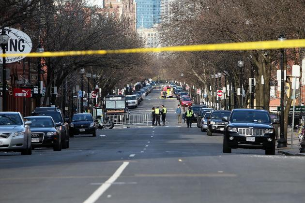 Boston Sports Reacts to Marathon Explosions on Twitter