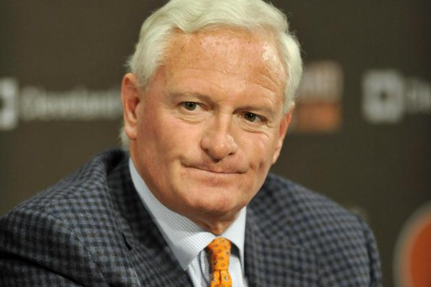 Browns Owner's Company Locked Down by FBI