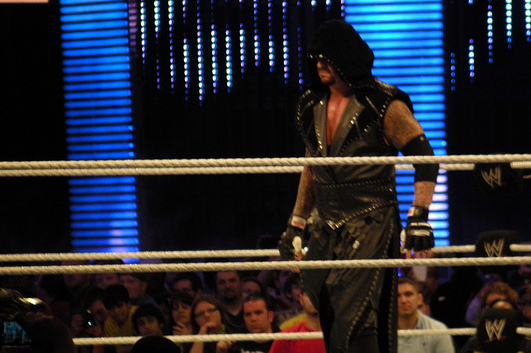 How Long Should Undertaker Stick Around for Feud with The Shield?