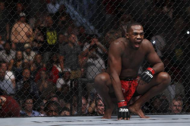 Jon Jones Slams Chael Sonnen on Twitter