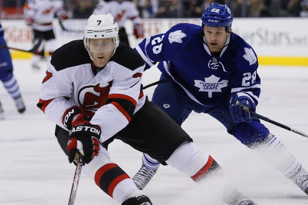 Leafs Shut out Devils Despite Only 12 Shots