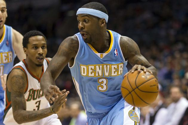 Nuggets Hang on for Win at Bucks, Clinch Homecourt in First Round