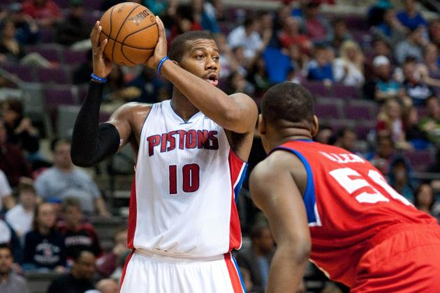 Detroit Pistons Close out Their Home Schedule with 109-101 Victory