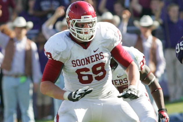 Lane Johnson Scouting Report: NFL Outlook for Oklahoma OT