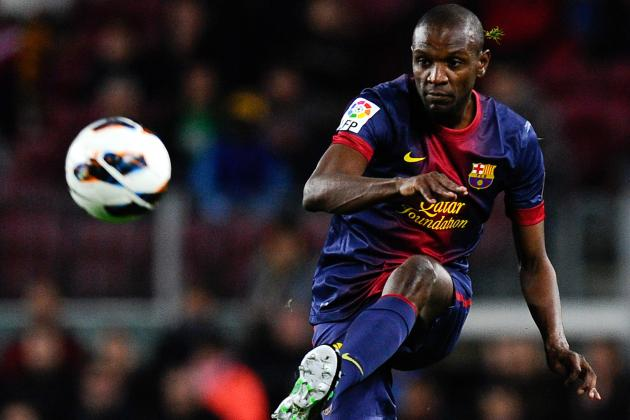 FC Barcelona: What Abidal's Return Means for Barca's Back Line