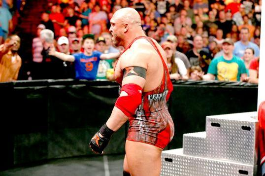 Why Ryback Is Nearing the End of His Relevancy in WWE