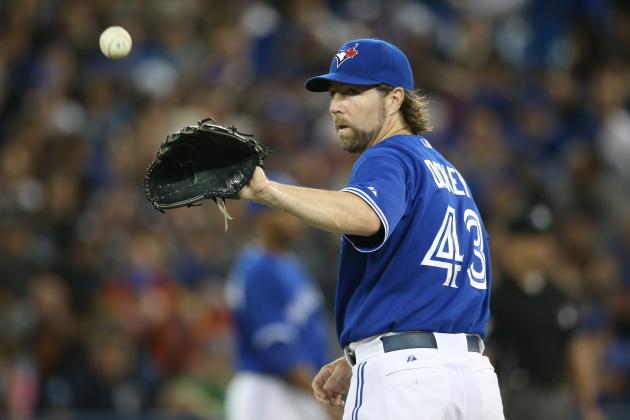 Will We Witness the End of the R.A. Dickey Fairy Tale in 2013?
