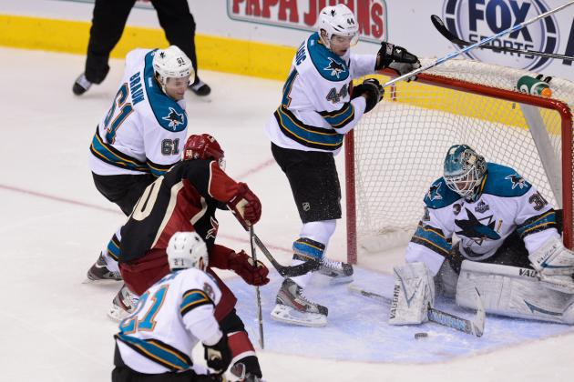Niemi (35 Saves), Sharks Shut Down Coyotes