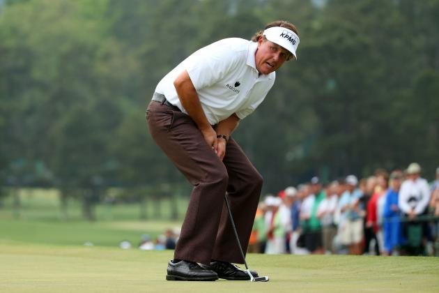 Phil Mickelson's Dreadful Week Won't Turn into a Trend
