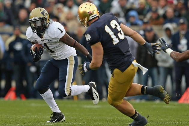 Ray Graham Scouting Report: NFL Outlook for Pittsburgh RB