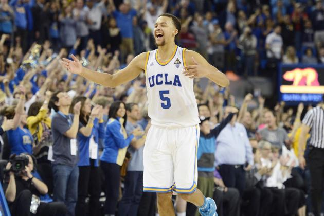 Kyle Anderson Returning to UCLA for Sophomore Season