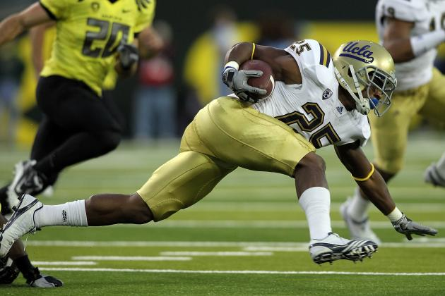 UCLA Football: Which RBs Are on Track for the Most Playing Time in 2013?
